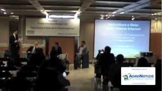Agricoltura e rete: convegno a EIMA International 8-nov-2012 (prima parte)