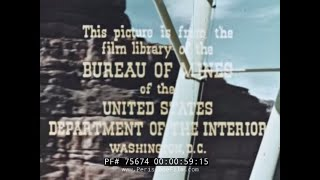 THE PETRIFIED RIVER  URANIUM MINING IN THE WESTERN USA  75674