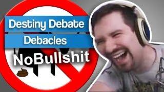Intellectual Powerhouse - NoBullshit - Debate Debacles