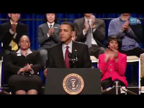 Pr. Obama to Business (3) & Tourism Industry