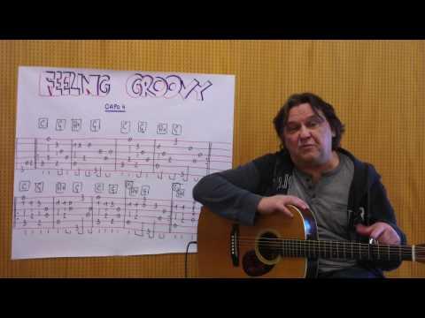 Fingerstyle Guitar Lesson #146: THE 59th STREET BRIDGE SONGFEELIN GROOVY Simon & Garfunkel