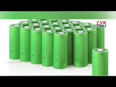 India's first lithium ion cell factory to come up in Andhra Pradesh | CVR News