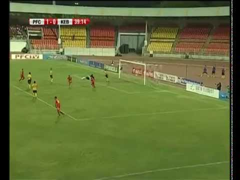 Pune FC vs East Bengal Match Highlights - April 19, 2014 (1-2)