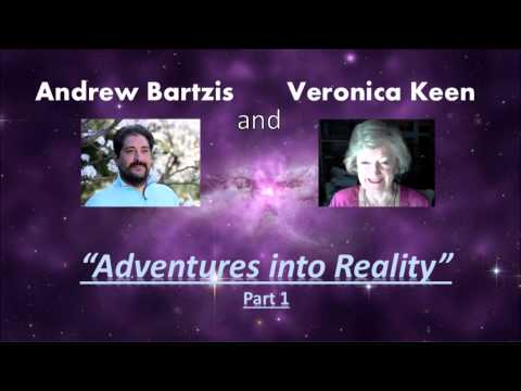 adventures into reality part1 Veronica Keen and Andrew Bartzis, the Galactic Historian