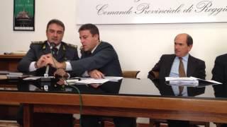 Operazione Porto Franco: 13 arresti per le cosche Pesce e Molè