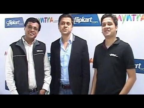 Flipkart acquires Myntra to take on Amazon