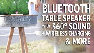 I-Star / Sierra Modern Portable Bluetooth Table Speaker - Unboxing and Review