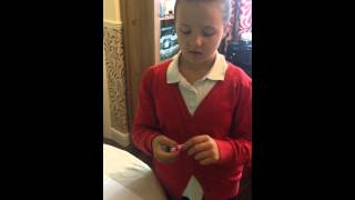 Loom Band dress - Video 7 - Day 3