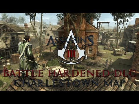 Assassin's Creed III Multiplayer - The Battle Hardened DLC - Charlestown Map