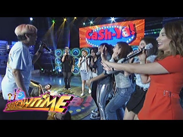 It's Showtime Cash-Ya: Team Nadine pisses off Vice