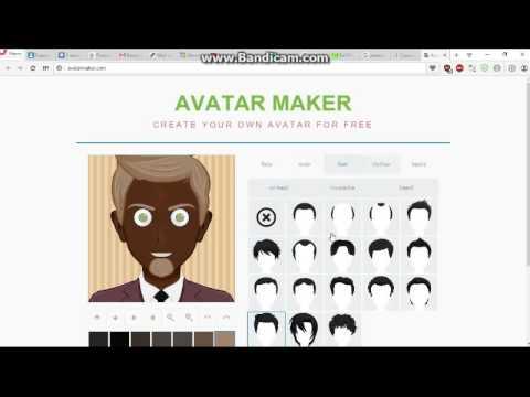 Как создать свой мультяшный аватар - Авто Шарм