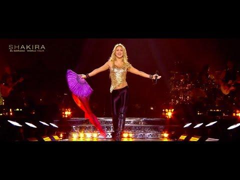 Shakira El Dorado World Tour 2017 l Live Nation GSA