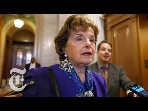 Feinstein Accuses C.I.A. of Spying on Congress   The New York Times