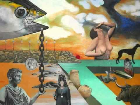 Surrealist Paintings And Artists Surrealist Paintings by John