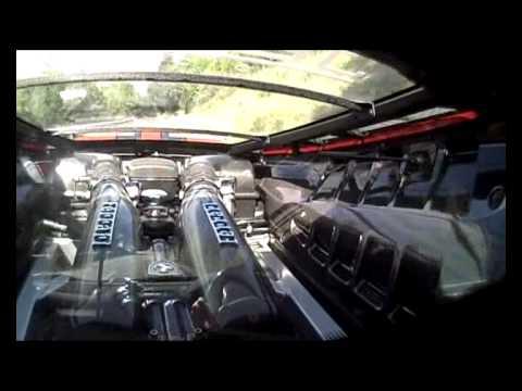 Ferrari 430 Scuderia - Andrej Jereb - Rdeči vrag