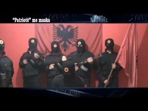 Xhungel patriote me maska