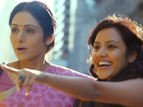 Manhattan (Video Song) | English Vinglish | Sridevi