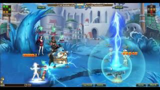 Anime Pirates battlefield 141: Marineford Attack
