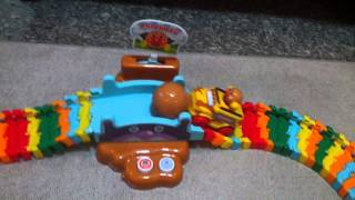 Anpanman safari rail  by  playtoys2013