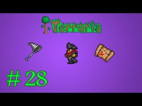 Побеждаем волну ,,Пиратов в террария на андроид на tubethe.com