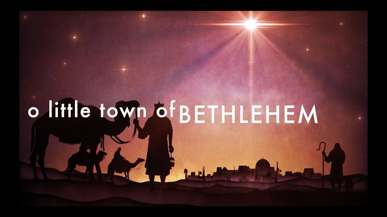 O Little Town of Bethlehem w/ Lyrics (Jeremy Camp) - YouTube