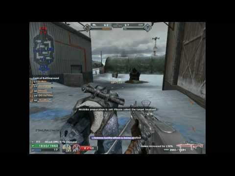 Crossfire NA Wave Mode Arctic Base Game 2-How To Use Teamwork