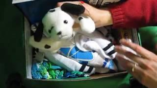 Packing a Soccer Ball in an OCC Shoebox