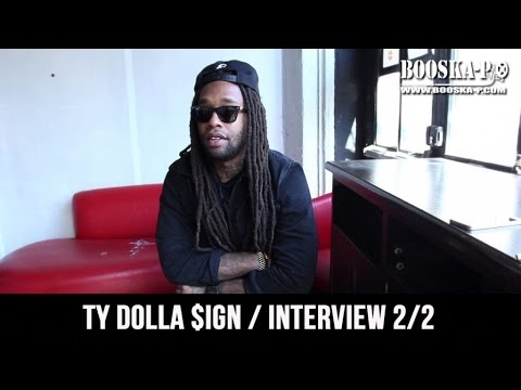 Ty Dolla $ign Appreciates What Wiz Khalifa's Done For His Career, Talks Friendship W/DJ Mustard, Collaborating W/Rihanna & More (Video)