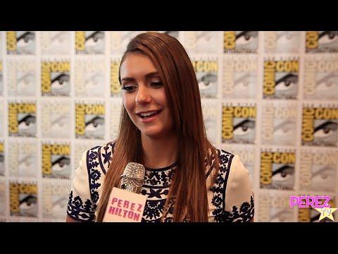 EXCLUSIVE! Nina Dobrev, Paul Wesley & Ian Somerhalder Dish Season 6 Details At Comic-Con!