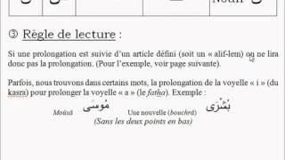 Apprendre facilement l'Arabe en 10 leçons: #9 et #10