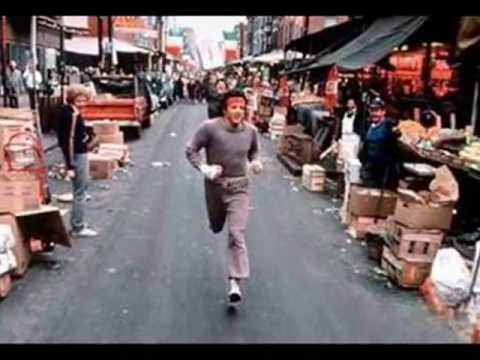 Rocky Movie Soundtrack-
