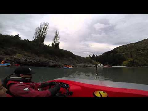 New Zealand Adventure Day 6   Queenstown & Shotover Jet Boat Ride