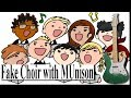 Fake choir sounds with MUnison MP3
