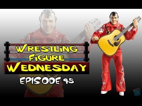 Wrestling Figure Wednesday Episode 45: WWE Elite 21 - Honky Tonk Man