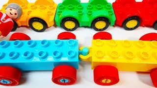 Learn to Build Duplo Vehicles: Fire Truck, Helicopter, Tank
