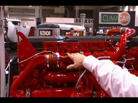 Cummins ISX15 Walkaround