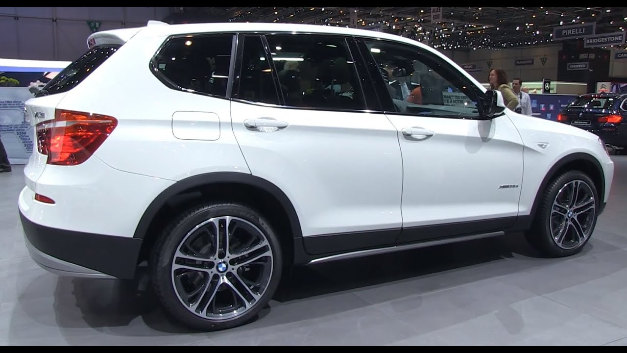 Bmw X3 Xdrive 35d An Suv That Does 0 62mph In Under Six