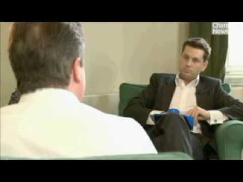 David Cameron Gay Times interview
