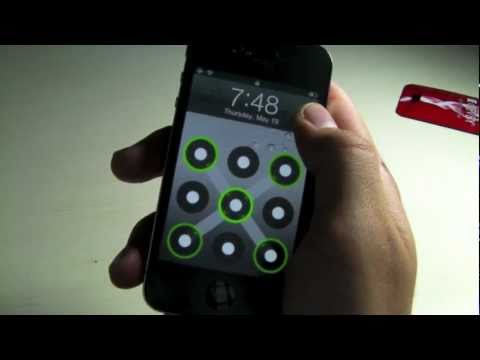 How To Get Android LockScreen On 5.1.1/5.0.1/4.3.5/4.3.3 iPhone, iPod Touch & iPad - AndroidLock XT