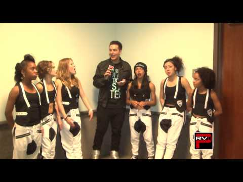8 Flavahz Fan Questions Part 2 at WOD LA 2013