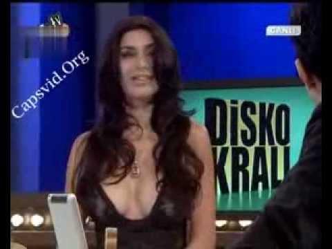 Ebru Şancı - Okan Bayülgen ile Disko Kralı