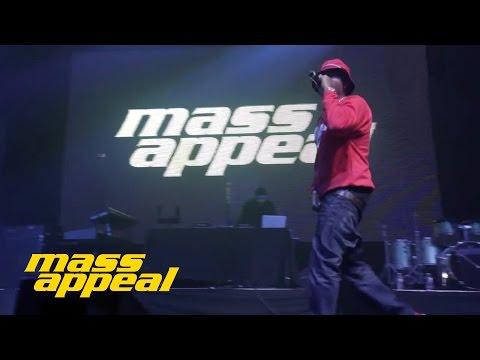 Nas  Got Ur Self a Gun Mass Appeal  SXSW 2014