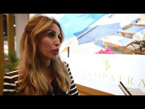 Dina Zakaria, regional director, PR & marketing, Cleopatra
