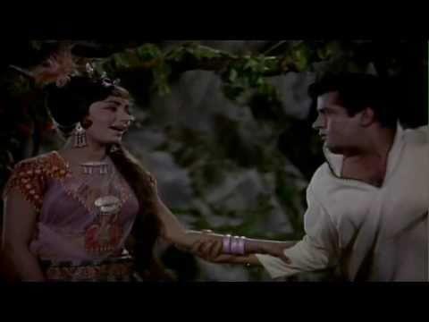 Tumne Pukara Aur Hum Chale Aaye - Rafi & Suman - Rajkumar (1964...