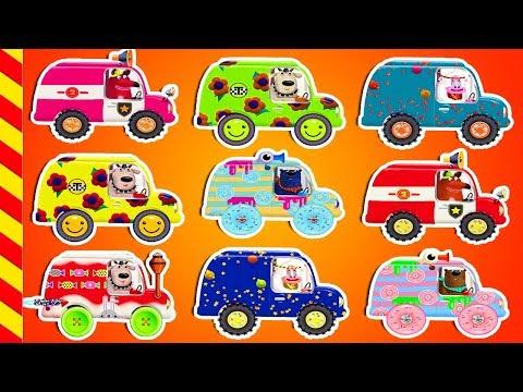Машинки все серии подряд 25 МИН Мультики машинки автомастерская. Машинки детские. Машины все серии
