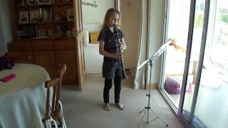 ABRSM Grade 2 clarinet In the Small Hours