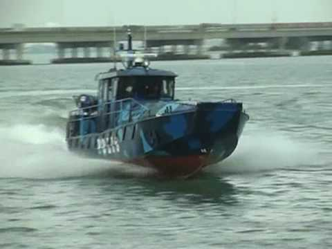 PASKAL di laut Special Maritime Unit, Malaysia
