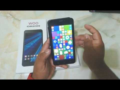 Review phablet Woo Orion sp6022