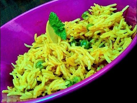 Peas Pulav (Spicy Matar Pulav) Music Videos