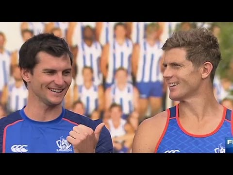 January 04, 2016 - Farren Ray & Nick Dal Santo Interview (Channel 7)